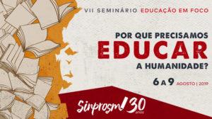 VII Seminário Educação em Foco